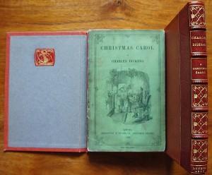 Conte de Noel – A Christmas Carol – de Charles Dickens .