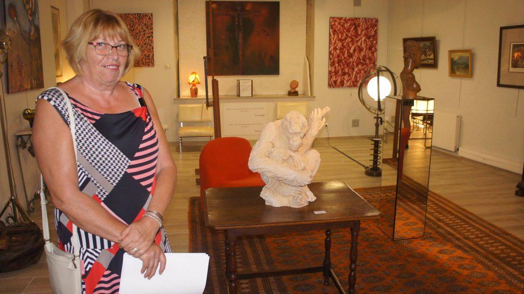 """L'exposition """"Deux siècles d'Art"""" au fil des jours..."""