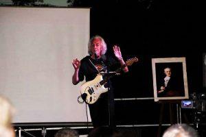 Concert de Frank Penna au bord de la Baïse le 11 juin 2016 à Nérac