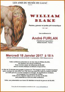 CONFÉRENCE au musée de Gajac de Villeneuve -sur Lot