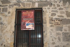 Exposition Alphonse Legros à Mezin